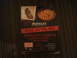Ainsley Pasta Box