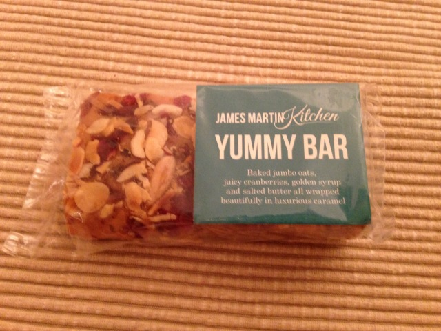 Yummy Bar packet