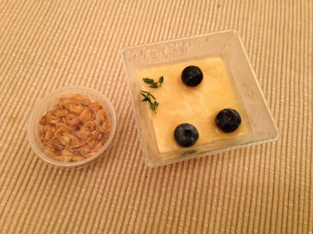 Kerridge Panna Cotta